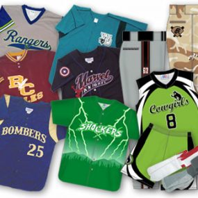 Uniforms & Equipment
