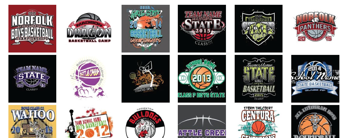 basketball designs - Basketball T Shirt Design Ideas