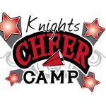 Knights Cheer Camp