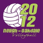 Neligh-Oakdale Volleyball