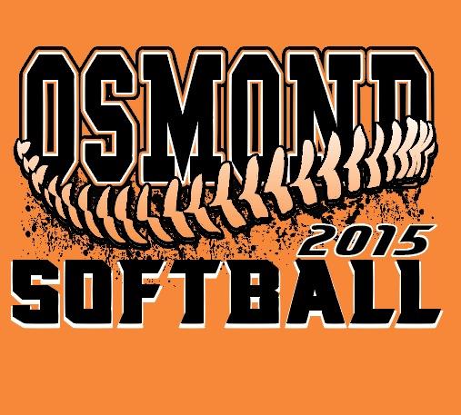 High School Softball Shirt Designs