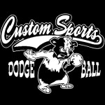 Custom Sports Dodge Ball