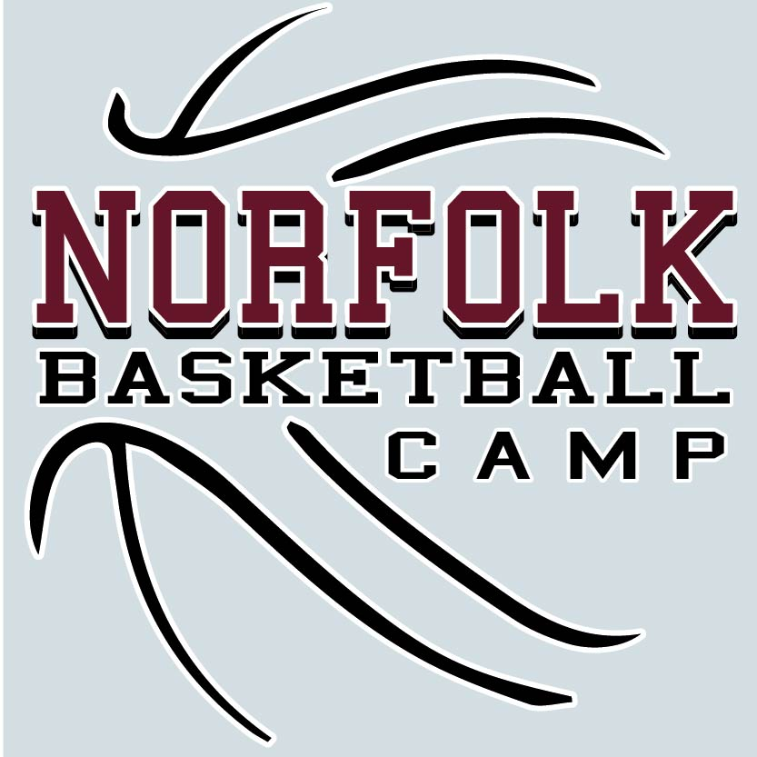 norfolk basketball camp basketball t shirt design ideas