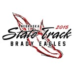 Brady Eagles Nebraska Track and Field