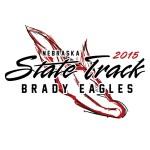 Brady Eagles Nebraska Track and Field