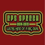 EPS Speech We're Kind of a Big Deal