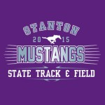 Stanton Mustangs Track and Field