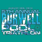 Burwell Pool Triathlon