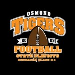 Osmond Tigers Football Playoffs