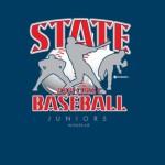 State Baseball T-Shirt