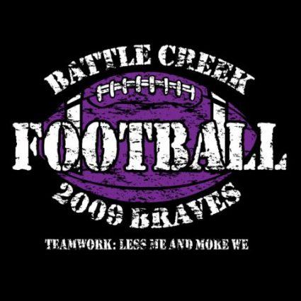 Football T Shirt Design Ideas football t shirt design ideas football t shirts i can Battle Creek Football
