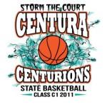 Centura Centurions State Basketball 2011