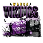 Wausa Vikings Basketball
