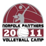 Norfolk Panthers Volleyball Camp