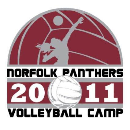 norfolk panthers volleyball volleyball shirts design ideas volleyball t shirt design ideas - Volleyball T Shirt Design Ideas