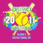 2011 Softball Districts