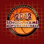 Boys Basketball T-Shirt Design