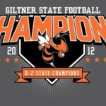 Giltner State Champions Football