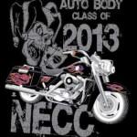 NEEC Auto Body Class of 2013