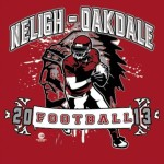 Neligh Oakdale Football