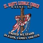 St. Mary's Catholic Church Wayne Nebraska