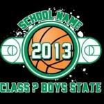 State Championships Basketball T-Shirt