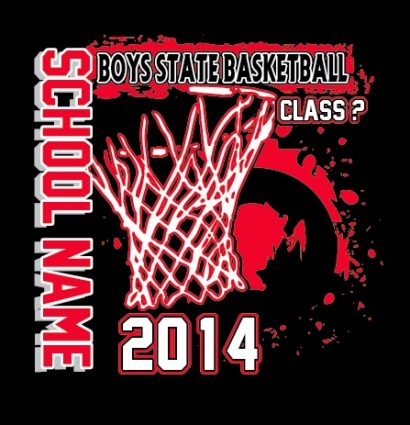 2014 state basketball t shirt - Basketball T Shirt Design Ideas
