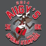 Augy's Spring Stampede Road Race