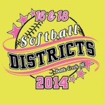 2014 Softball Districts Nebraska