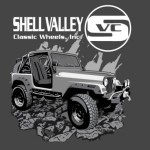 Shell Valley Classic Wheels