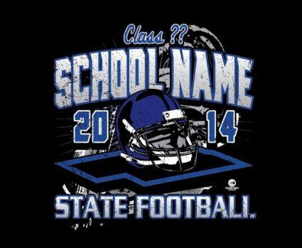 football t shirt designs custom sports