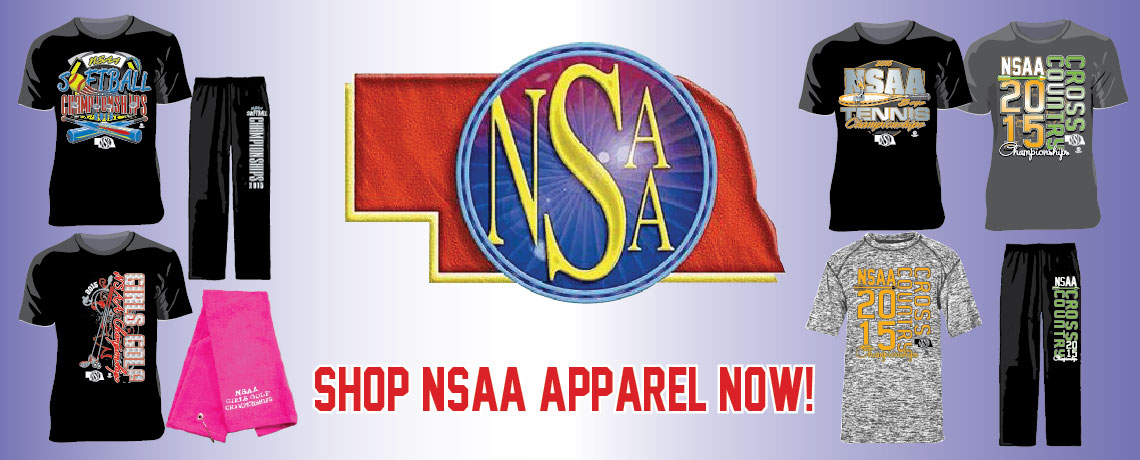 NSAA State Championship Apparel