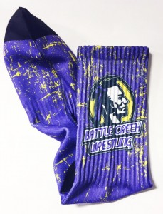 Battle Creek Socks