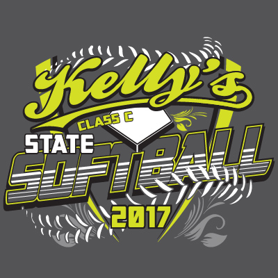 Baseball and Softball T-Shirt Designs and Screenprinting