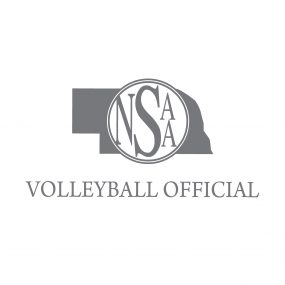NSAA Official Volleyball