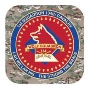 Wolf Squadron 1-134