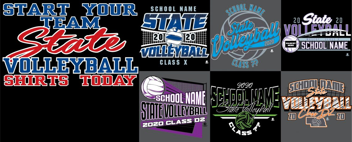 Volleyball Designs