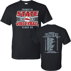 Franklin State Volleyball