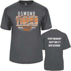 Osmond Boys Basketball