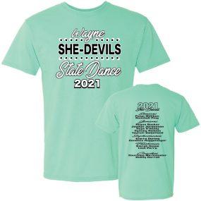 Wayne She Devils State Dance