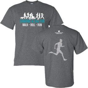 UNMC Physical Therapy Walk Roll Run